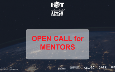 IOT Tribe Space Endeavour Accelerator Program Call for Mentors