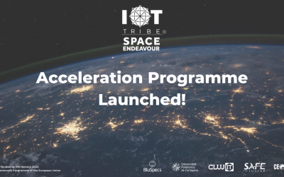 IoT Tribe Space Endeavour Project has launched the first edition of the Acceleration Programme.