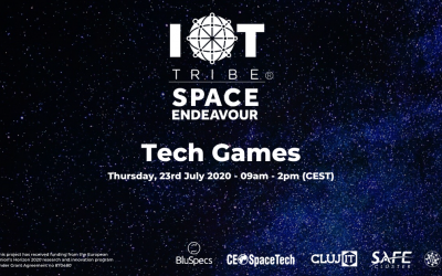 IoT Tribe Space Endeavour Tech Games Open Registration
