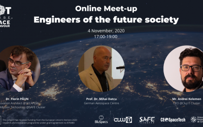 Online Meetup: Engineers of the future society