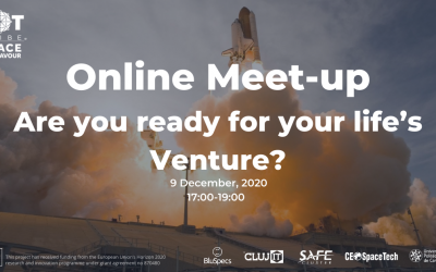 Online Meetup: Are you ready for your life's Venture?