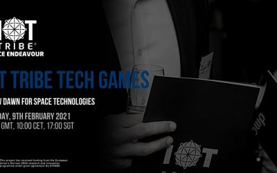Join us for the IoT Tribe Space Endeavour Tech Games on February 9th, 2021